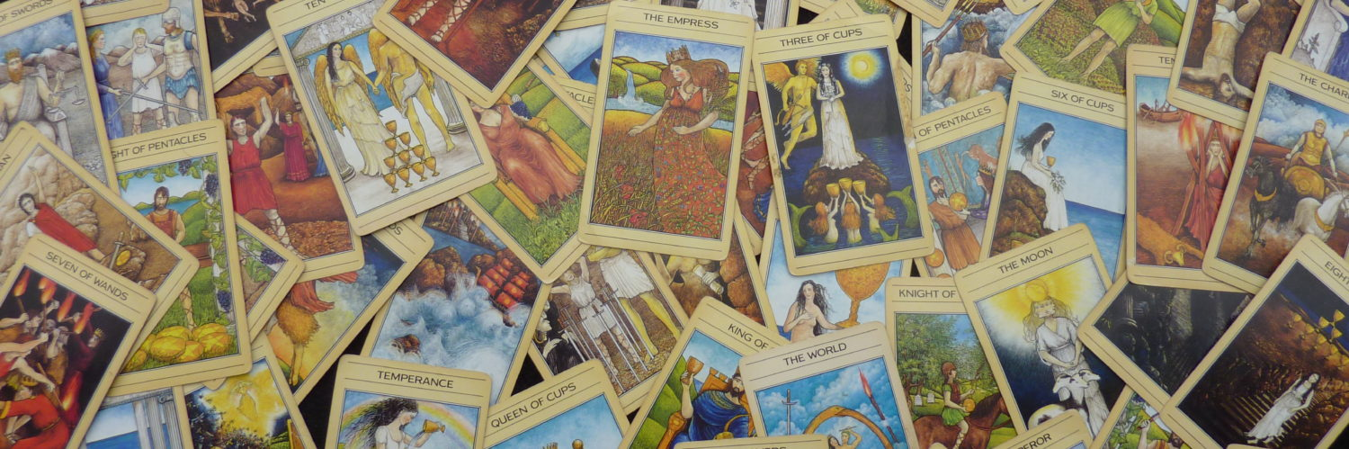 ♥ Tea & Tarot: Cape Town  ♥